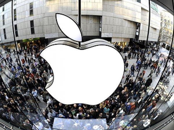 СМИ: Apple запатентовала складной iPhone