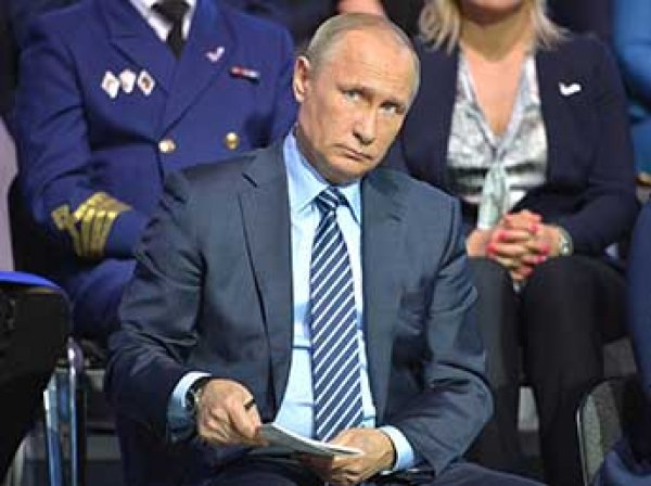 Путин устроил разнос чиновникам, ставшим академиками РАН (ВИДЕО)