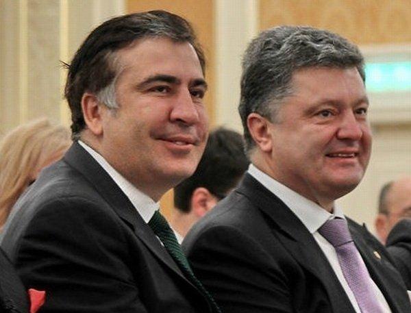 Порошенко дал поручение лишить Саакашвили гражданства и выгнать его из Украины