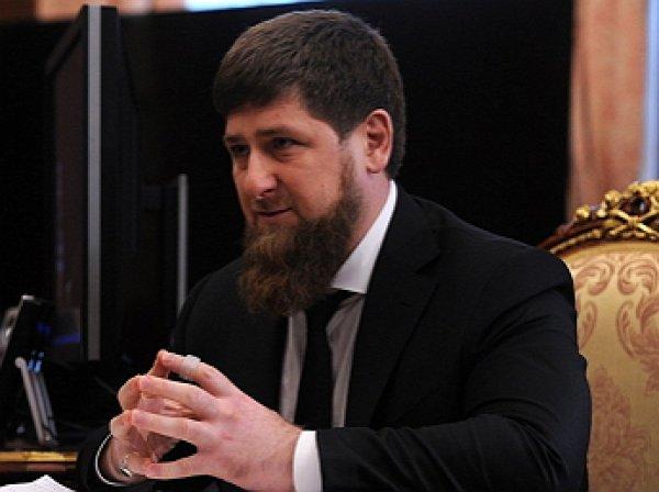 """Кадыров: Улюкаев """"без какого-либо обоснования"""" затягивал передачу «Чеченнефтехимпрома»"""