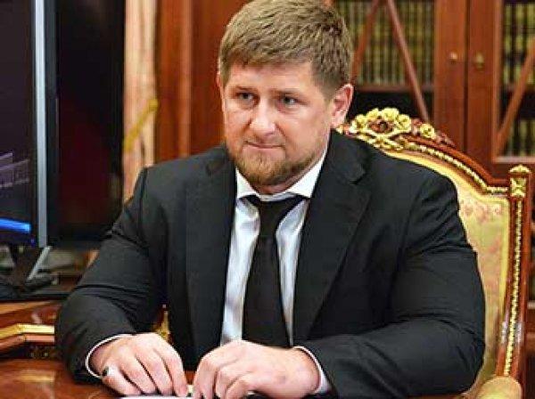 """Кадыров пригласил в Чечню """"крутых ребят"""" из США для подготовки спецназа"""