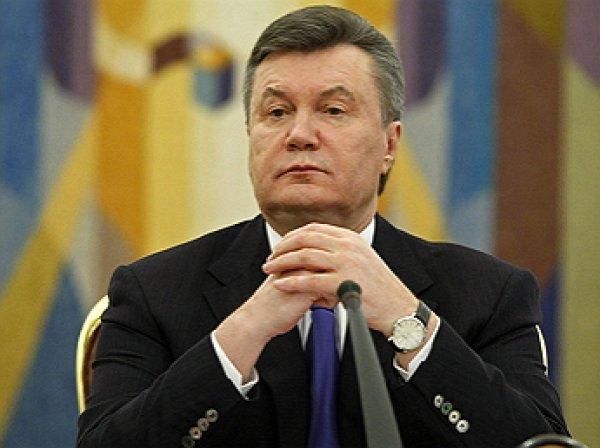 Янукович извинился за гибель людей на Майдане