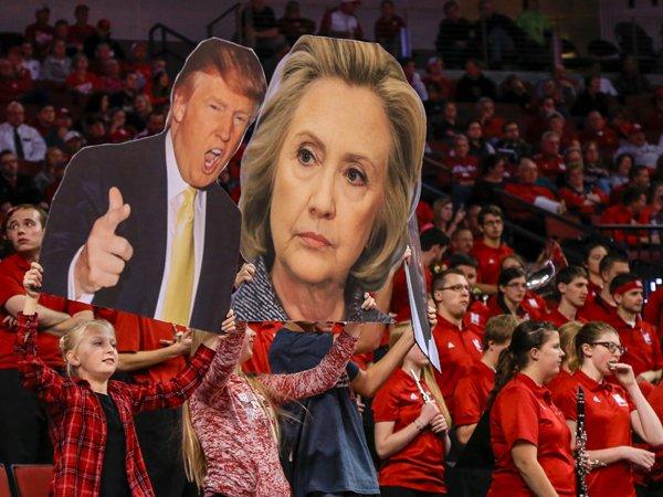 Результаты выборов президента в США 2016: NYT оценила шансы Трампа на победу более чем в 95%
