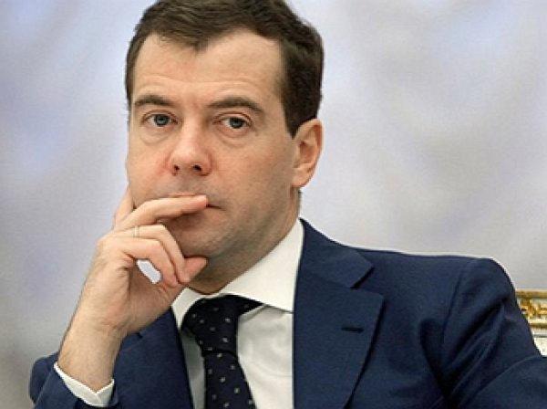 Медведев прокомментировал арест Улюкаева