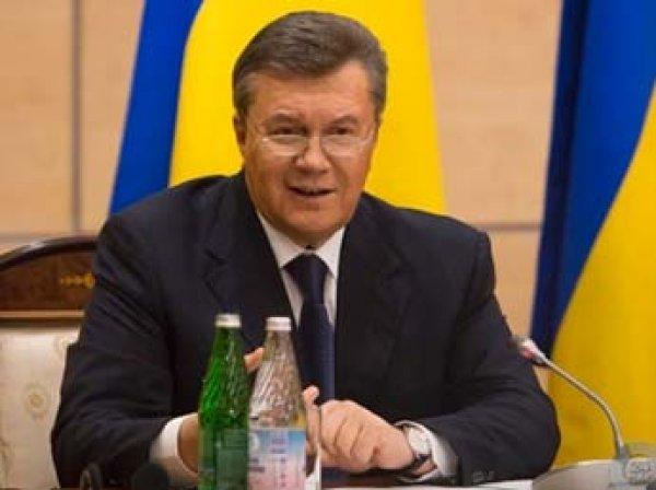 На Украине Януковичу предъявили обвинения в госизмене