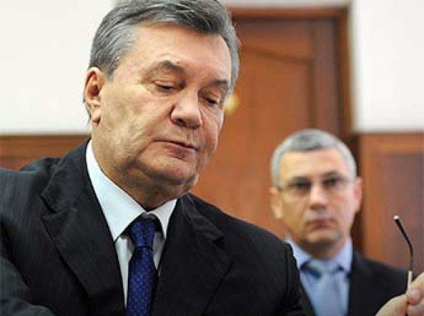 Янукович вызвал Порошенко и Яценюка на перекрестный допрос (ВИДЕО)