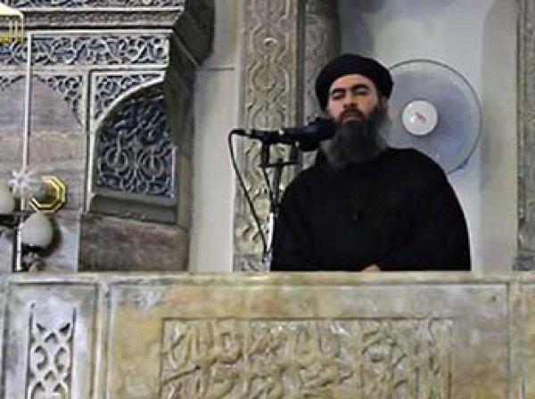 Главарь ИГИЛ в первом с начала операции в Ираке видеообращении призвал не покидать Мосул