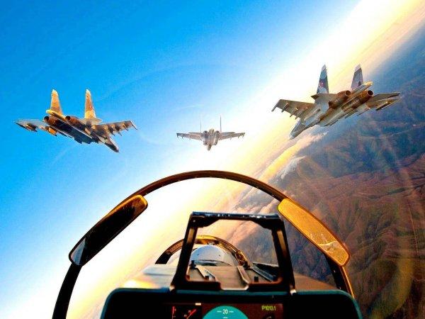 WP: при сближении летчики РФ показывают неприличные жесты в адрес пилотов НАТО