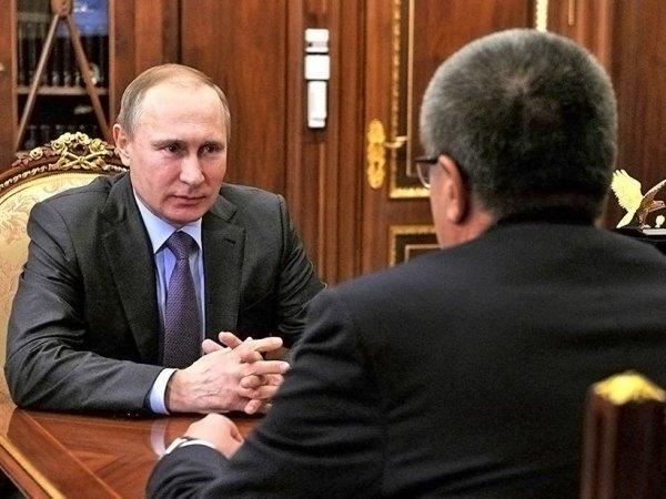 Владимир Путин впервые прокомментировал арест Улюкаева
