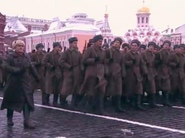 Парад на Красной площади 7 ноября 2016 в Москве можно было смотреть онлайн в Сети (ВИДЕО)
