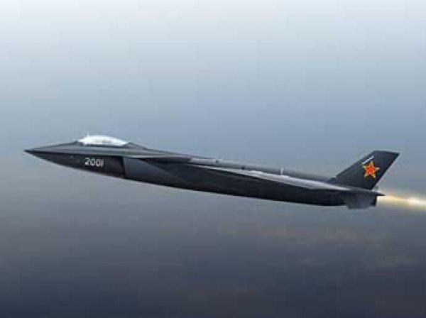 Китай впервые показал публике новейший истребитель пятого поколения (ВИДЕО)