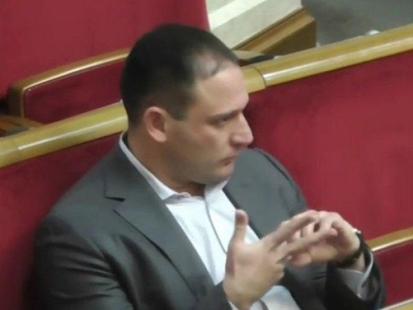 Нардеп Добкин объяснил свое поведение на скандальном ВИДЕО с заседания Рады