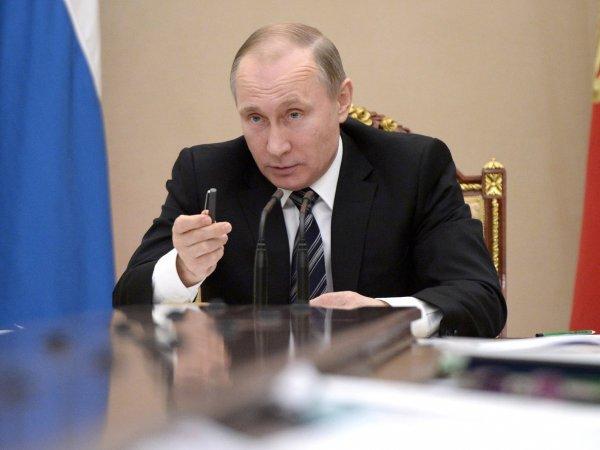 Путин уволил чиновников, избравшихся в РАН