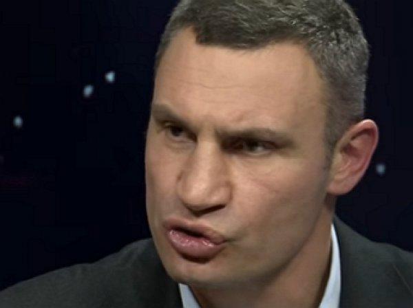 """""""Я стал снег ненавидеть"""": Кличко назвал причины ненависти к снегу"""