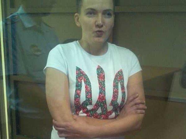 Савченко написала Трампу письмо с просьбой ужесточить санкции против РФ