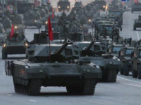 """Британская разведка назвала """"Армату"""" """"революционным"""" танком и угрозой безопасности"""