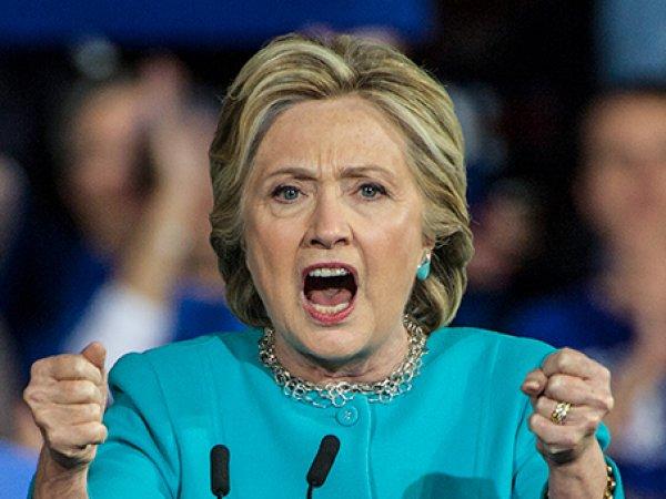 Клинтон опередила Трампа на два миллиона голосов избирателей
