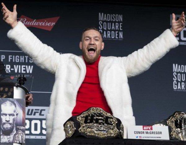 Бой Конор Макгрегор – Эдди Альварес 13.11.2016: смотреть онлайн, трансляция UFC 205, прогноз, ставки (ВИДЕО)