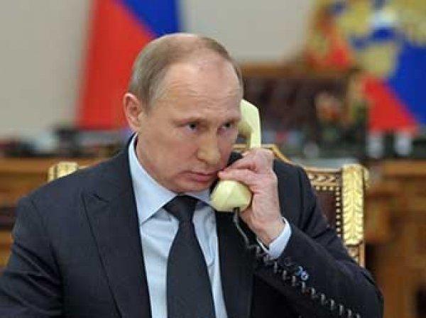 СМИ: телефонная беседа Трампа с Путиным вызвала панику в ЕС