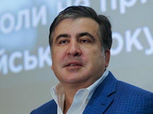 Порошенко уволил признавшегося в дружбе с Трампом Саакашвили с поста одесского губернатора