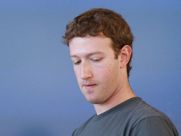 Facebook случайно похоронил Цукерберга и сотни других1 пользователей (ФОТО)