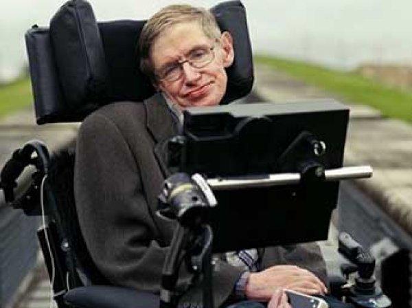 Стивен Хокинг рассказал, сколько лет еще проживет человечество