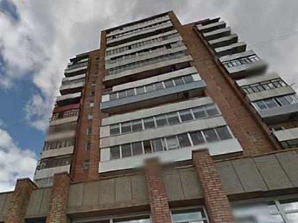 В Красноярске мать с младенцем выбросила с 14 этажа: ребенок чудом выжил