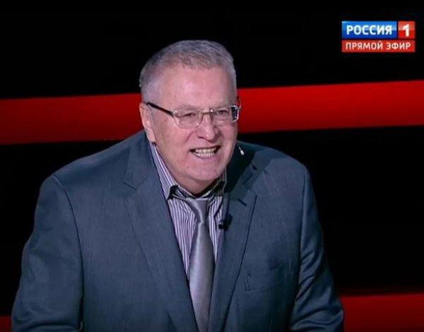 Жириновский шокировал в эфире ТВ анекдотом про Меркель, Обаму и унитаз (ВИДЕО)