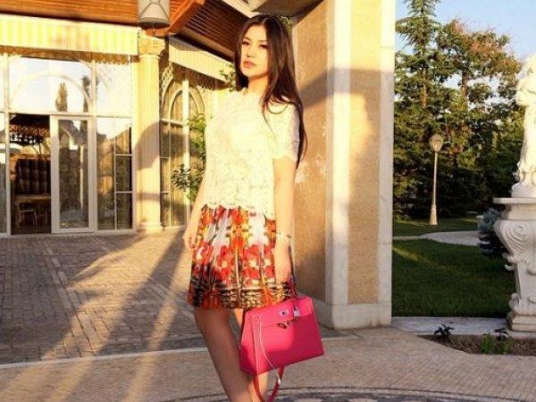 Дочь таджикского олигарха Шокирова удивила Сеть роскошной жизнью (ФОТО, ВИДЕО)