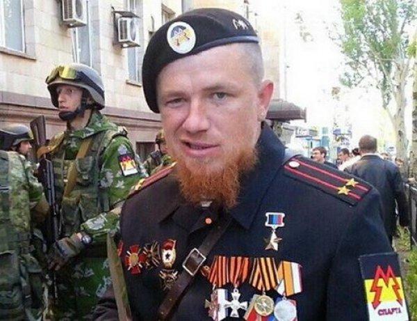 В ДНР заявили о задержании группы подозреваемых в убийстве Моторолы