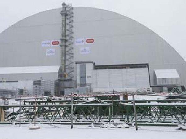 Энергоблок АЭС в Чернобыле накрыли новым саркофагом (ФОТО)