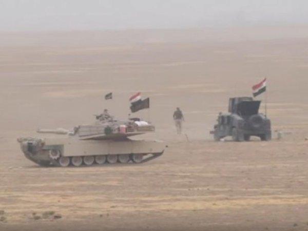 Наступление на Мосул: военные Ирака пошли на штурм города (ВИДЕО)