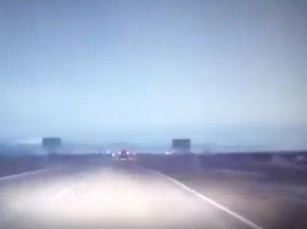 Метеорит в Хакасии 2016: выяснилось куда упал метеорит (ВИДЕО)