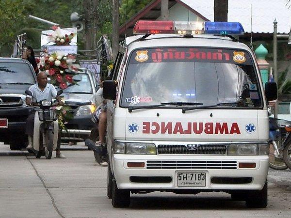 В ДТП с туристическим автобусом в Тайланде погибли двое россиян (ФОТО)