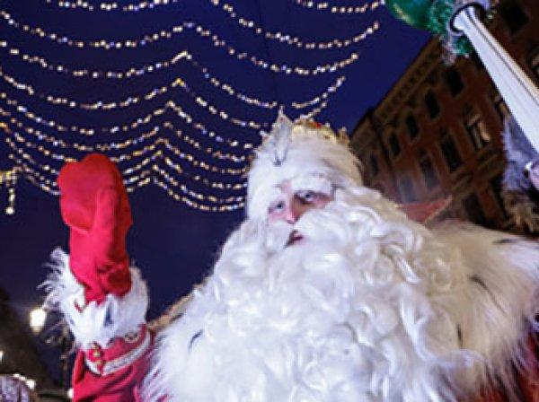 Советник Порошенко обвинил Деда Мороза в работе на спецслужбы России