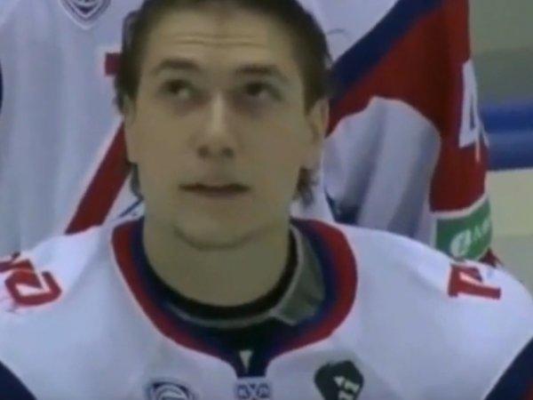 Пользователей Сети восхитил гимн СССР на хоккее в Словакии (ВИДЕО)