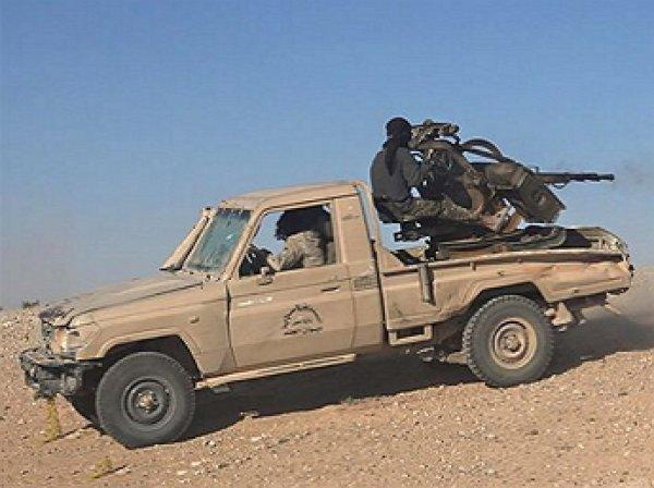 Генерал США: боевики ИГИЛ захватили в Пальмире средства ПВО