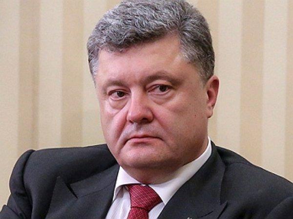 Time опубликовал статью о коррумпированности Порошенко
