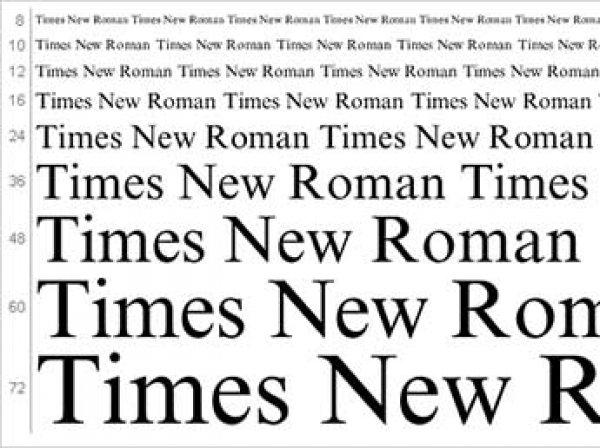 СМИ: российская ОС Linux осталась из-за санкций без шрифта Times New Roman