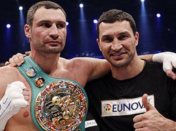 Виталий Кличко получил звание «вечного» чемпиона мира WBC