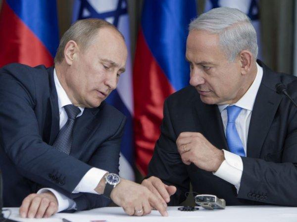 Израильский премьер рассказал о договоренности с Путиным по Сирии