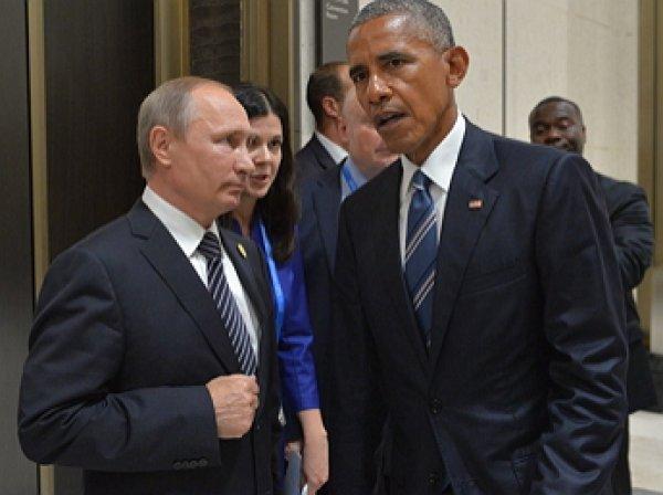 """""""Умыл"""": соцсети отреагировали на """"зеркальное"""" решение Путина на санкции Обамы (ФОТО, ВИДЕО)"""