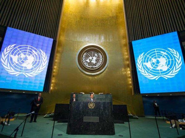 Генассамблея ООН приняла антироссийскую резолюцию о правах человека в Крыму