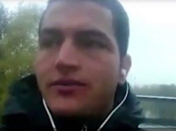 YouTube ВИДЕО: берлинский террорист присягает на верность ИГИЛ