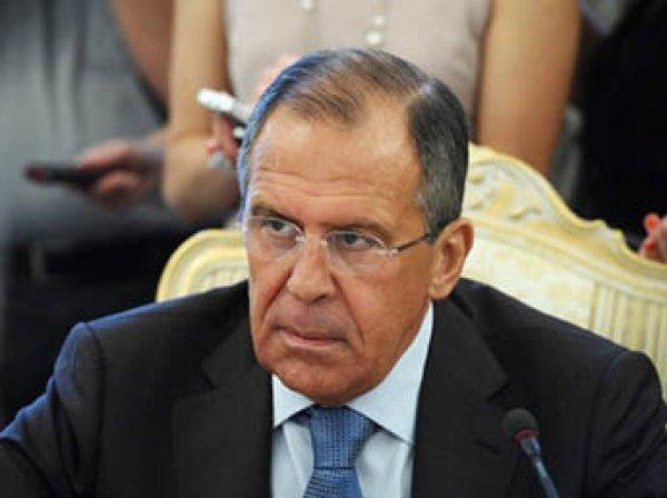 Лавров предложил Путину конкретные меры в ответ на санкции США (ВИДЕО)