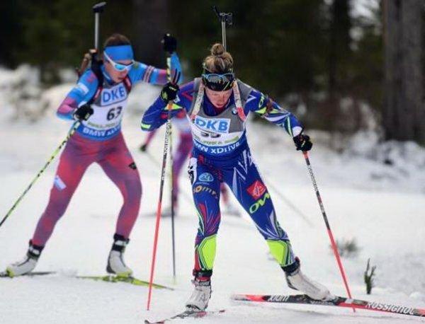 Биатлон, спринт, женщины 3.12.2016: результаты шокируют - лучшая из россиянок на 30-м месте (ВИДЕО)