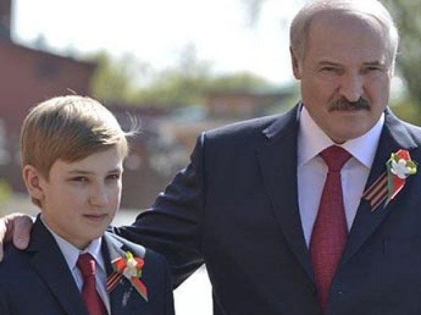 Сын Лукашенко пообещал белорусам, что не станет президентом (ВИДЕО)