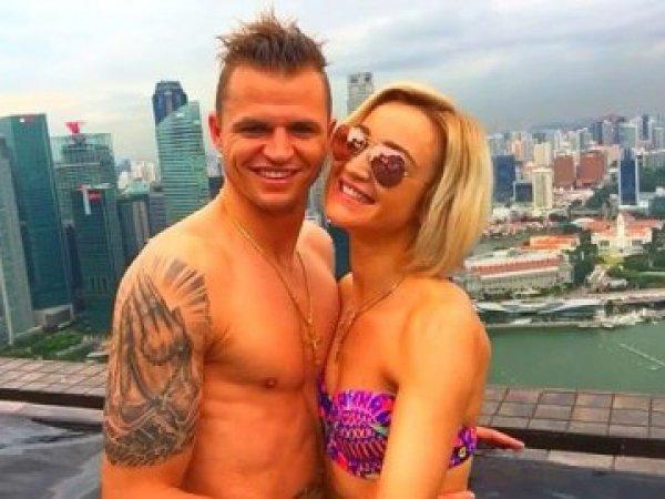 Бузова и Тарасов разводятся 2016: футболист выгнал Ольгу из дома (ФОТО, ВИДЕО)