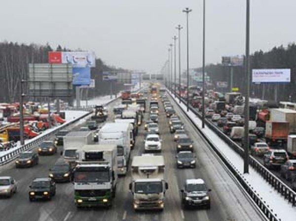 Въезд в российские города станет платным