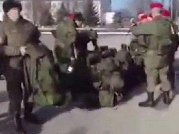 Публикация ВИДЕО об отправке чеченского спецназа в Сирию переросло в уголовное дело – СМИ